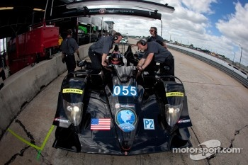 #055 Level 5 Motorsports HPD ARX-03b HPD: Scott Tucker, Christophe Bouchut, Joao Barbosa