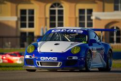 #32 GMG Racing Porsche 911 GT3 Cup: James Sofronas, Alex Welch, Rene Villeneuve