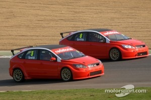 Aron Smith and Liam Griffin, Motorbase Performance