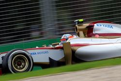 Narain Karthikeyan, HRT Formula One Team
