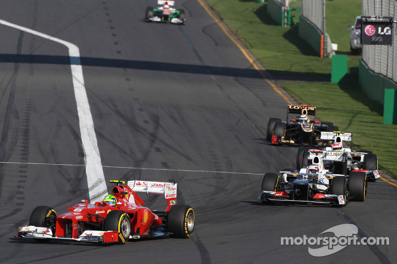Felipe Massa, Scuderia Ferrari