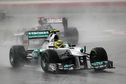 Nico Rosberg, Mercedes GP