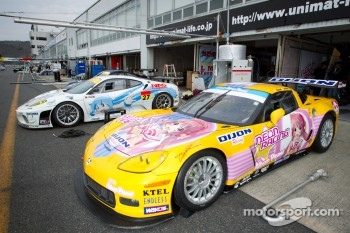 #48 Dijon Racing Callaway Corvette Z06R GT3