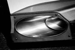 #39 Lexus Team Sard Lexus SC430 exhaust