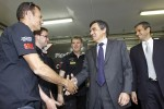 French Prime Minister Franois Fillon with Stphane Sarrazin