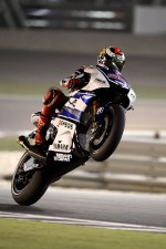 Jorge Lorenzo, Yamaha Factory Racing