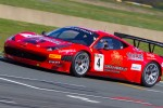 #4 AF Corse Ferrari 458 Italia GT3: Enzo Ide, Francesco Castellacci