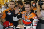Second place Dani Pedrosa, Repsol Honda Team