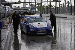 #32 GMG Racing Porsche 911 GT3 Cup: James Sofronas, Alex Welch