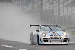 #75 ProSpeed Competition Porsche 997 GT3 R: Marc Goossens, Marc Hennerici, Xavier Maassen