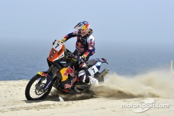 #7 KTM: Ruben Faria
