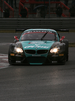 #17 BMW Team Vita4one BMW Z4 GT3: Mathias Lauda, Nikolaus Mayr-Melnhof
