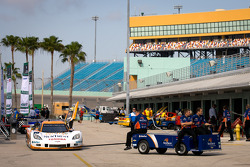 #10 SunTrust Racing Chevrolet Corvette DP
