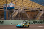 #13 Rum Bum Racing Porsche Carrera: Nick Longhi, Matt Plumb takes the checkered flag