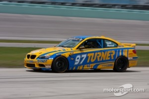 #97 Turner Motorsport BMW M3 Coupe: Michael Marsal, Boris Said
