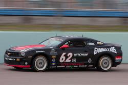 #62 Mitchum Motorsports Camaro GS.R: Joey Atterbury, Gunter Schaldach
