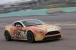 #140 Automatic Racing Aston Martin Vantage: Tim Fox, Kris Wilson