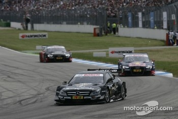 Gary Paffett, Team HWA AMG Mercedes, AMG Mercedes C-Coupe, Mattias Ekstrm, Audi Sport Team Abt Sportsline, Audi A5 DTM