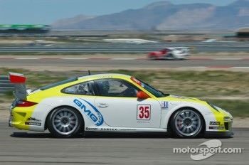 #35 GMG Racing Porsche GT3 Cup: D. Bryce Miller