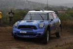 Eliseo Salazar and Marc Marti, Mini John Cooper Works WRC