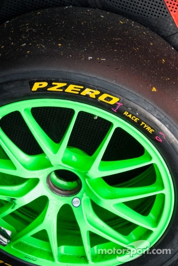 Pirelli tire