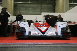 #41 Greaves Motorsport Zytek Z11SN-Nissan: Christian Zugel, Ricardo Gonzalez, Elton Julian