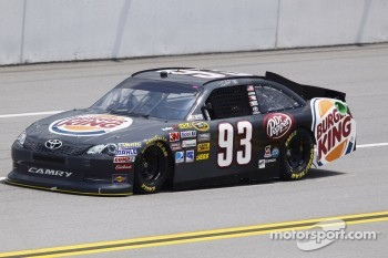 Travis Kvapil, Burger King/Dr Pepper team.
