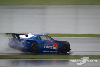 #61 R&D Sport Subaru BRZ GT300: Tetsuya Yamano, Kouta Sasaki