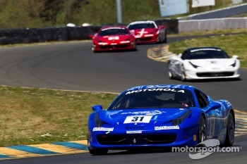 #31 Ferrari of Ontario 458CS: Damon Ockey