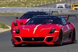#11 Ferrari 599XX