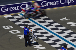 Tommy Hayden takes second place in SportBike Race #2