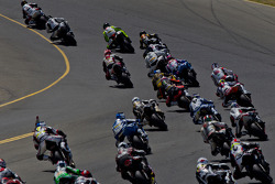 SuperSport Race #2 Restart