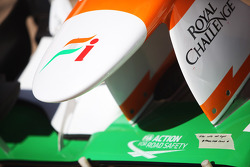 Sahara Force India F1 VJM05 nosecone