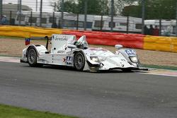 #44 Starworks Motorsport HPD ARX-03b Honda: Enzo Potolicchio, Ryan Dalziel, Stéphane Sarrazin