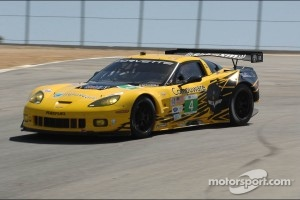 #4 Corvette Racing Chevrolet Corvette C6 ZR1 Chevrolet: Oliver Gavin, Tom Milner
