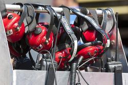Race radios