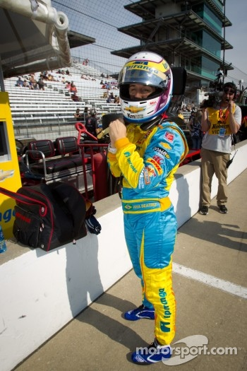 Ana Beatriz, Andretti Autosport/Conquest Racing Chevrolet