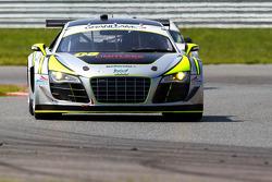 #08 Limitless Racing SCDA1.Com Audi R8 Grand-Am: Elivan Goulart, Jason Lee