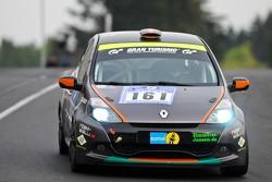 #161 Dürener Motorsport Club e.V. im ADAC Renault Clio Cup: Jörg Walkowski, Benjamin Weidner, Dietmar Henke, Bernd Kupper
