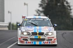 #185 BMW 335d: Sergio Rodriguez, Juan Cusano, Emmanuel Tufaro, Sergio Yazbik