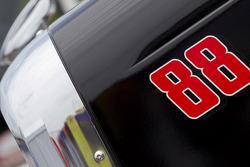Dale Earnhardt Jr., Hendrick Motorsports Chevrolet's hauler