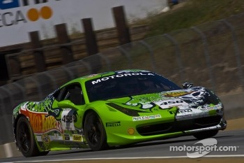 #458 Ferrari of Beverly Hills Ferrari 458 Challenge: Kevin Courtade