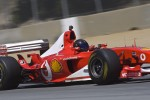 Bud Moeller Ferrari F2003-GA historic Formula 1 car