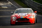 #61 Team Mathol Racing e.V.Aston Martin Vantage GT4: Wolfgang Weber, Norbert Bermes, Marcel Belke