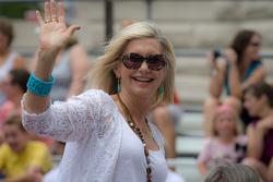 Indy 500 festival parade: Olivia Newton-John