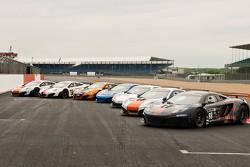 McLaren GT Lineup