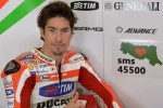 Nicky Hayden, Ducati Marlboro Team shows support for Italy earthquake victims