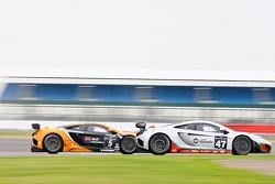 #47 ASM Team McLaren MP4-12C GT3: Karim Ojjeh, Ricardo Bravo