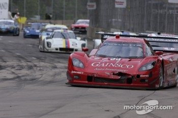 #99 Bob Stallings Racing Corvette DP: Jon Fogarty, Alex Gurney