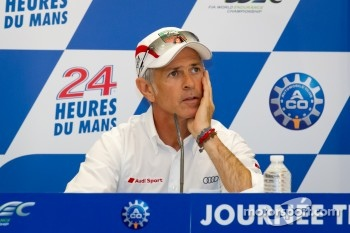 Post-test day press conference: Rinaldo Capello